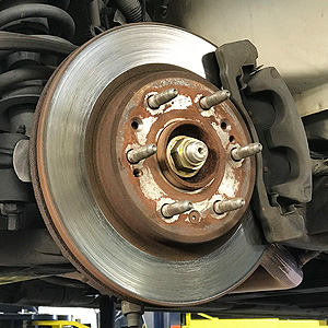 brake service Inverness